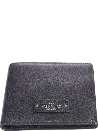 Black Branded Wallet