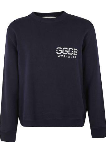 Golden Goose Branded Sweatshirt
