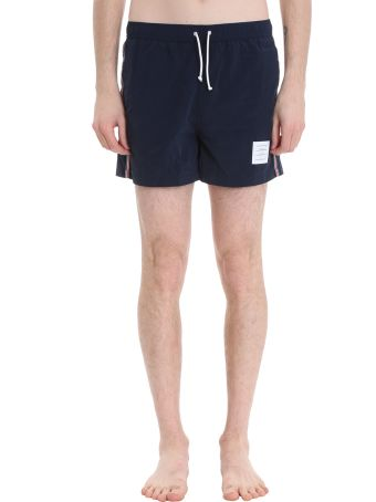 Thom Browne Polyamide Blue Swimwear