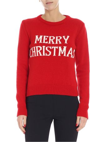 Alberta Ferretti - Merry Christmas Sweater