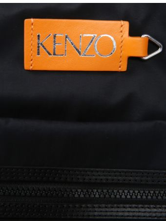 Kenzo Iconic Patch Backpack
