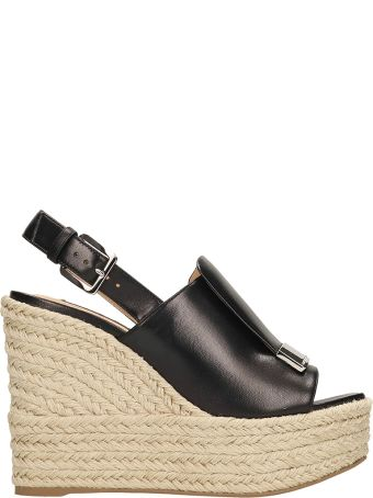Sergio Rossi Sr1 Wedge Sandals
