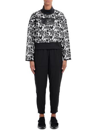 Stella McCartney Adidas Stella Mccartney Black Technical Fabric Trousers