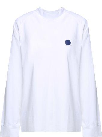 Acne Studios Carp Logo-badge Cotton T-shirt