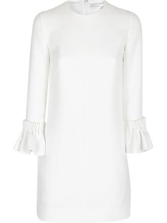 Victoria Beckham Flared Cuffs Dress
