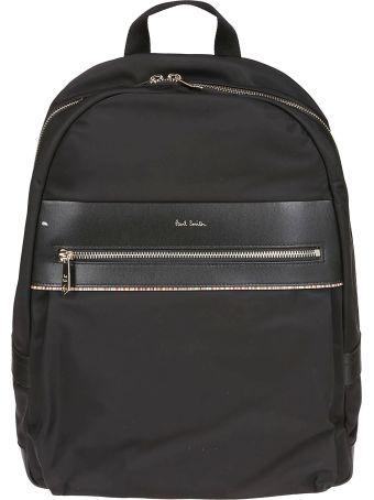 Paul Smith Logo Backpack