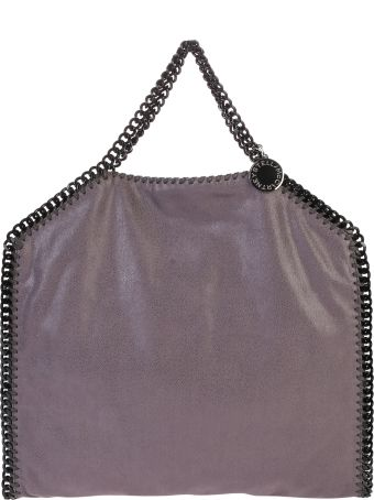 Stella McCartney Grey Falabella Tote Bag