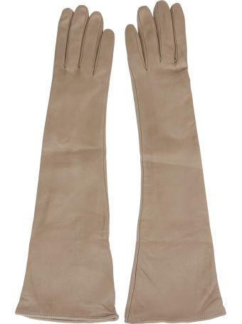 SEMICOUTURE Erica Cavallini Long  Gloves