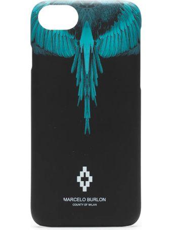 Marcelo Burlon Iphone 8 Wings Case