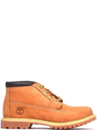 Timberland Nabuk Ankle Boots