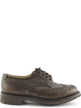 Church's Brown Leather Mcpherson Brogues.