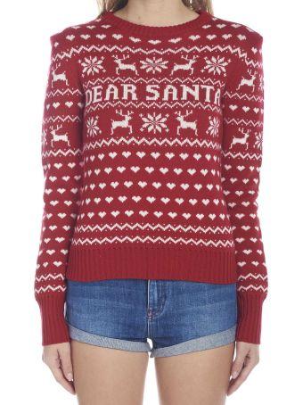 Philosophy di Lorenzo Serafini 'dear Santa' Sweater