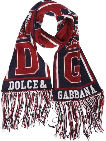 Dolce & Gabbana Football Scarf