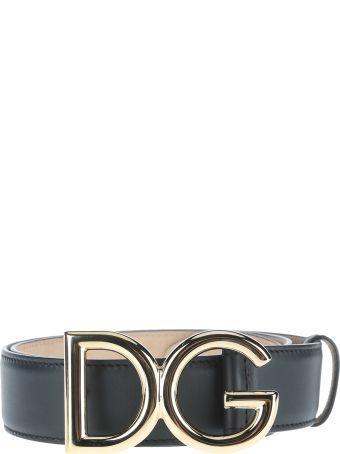 Dolce&gabbana Belt Big Logo