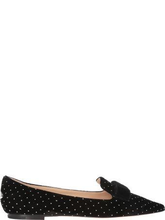 Jimmy Choo Gala Studded Embellished Slippers