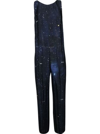 Golden Goose Galaxy Print Jumpsuit