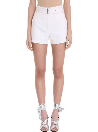 IRO Infola Cotton And Linen Shorts