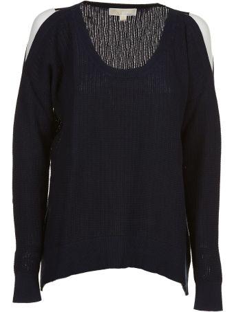 Michael Michael Kors Deep U Neck Sweater