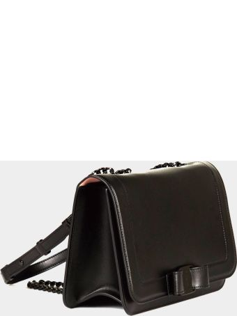 Salvatore Ferragamo Vara Rainbow Shoulder Bag