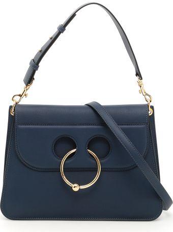 Medium Leather Pierce Bag