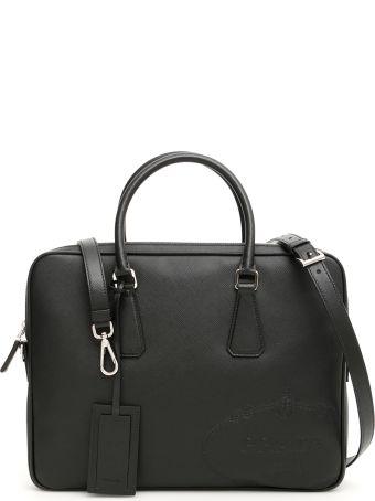 Prada Saffiano Briefcase