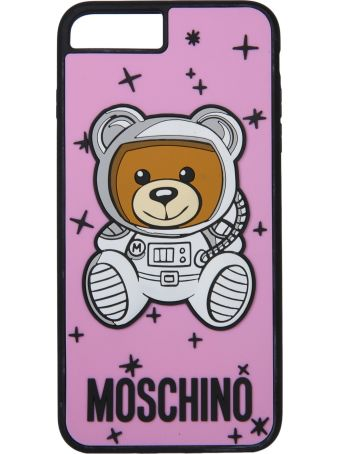 Moschino Ufo Teddy Iphone Cover