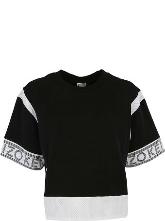 Kenzo Cropped Top