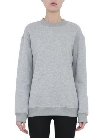 Paco Rabanne Logo Cotton Sweatshirt