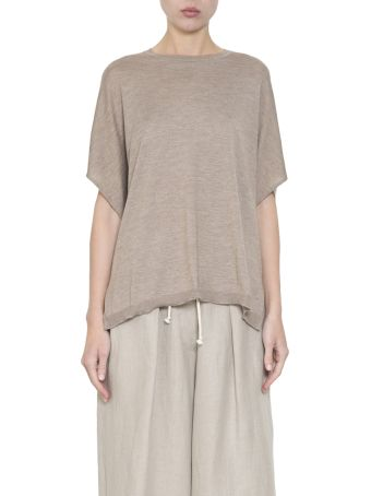 Dusan Cashmere And Silk Sweater