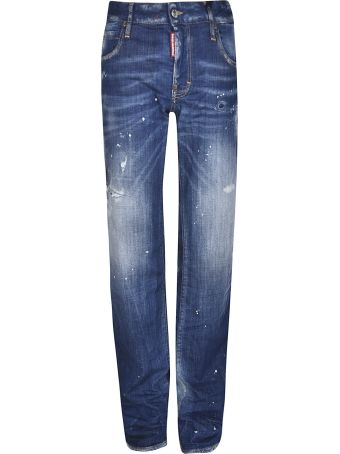 Dsquared2 Faded Lauren Jeans