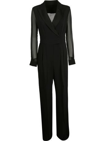 Max Mara Double Breasted Jumpsuit