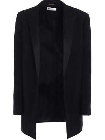 Saint Laurent Tuxedo Single-breasted Jacket