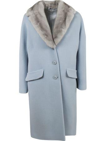 Miu Miu Classic Long Coat