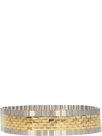 Alexander Wang Watch Band Choker Necklace