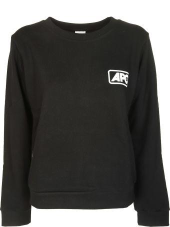 A.P.C. Printed Logo Sweatshirt
