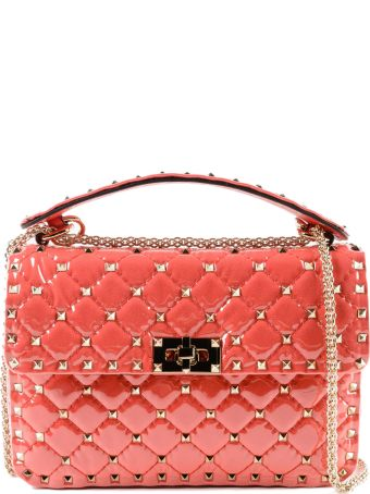 Valentino Garavani Medium Shoulder Bag Rockstud Spike