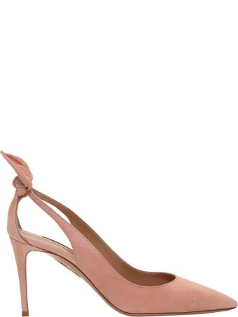 Aquazzura Pumps With Bow Detail