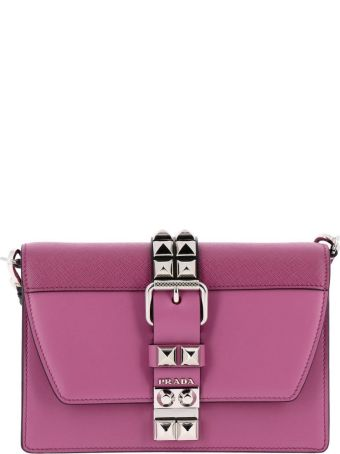 Prada Mini Bag Shoulder Bag Women Prada