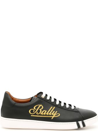 Bally Winston Leather Sneakers