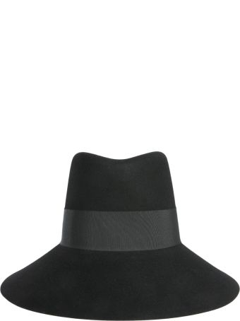 Saint Laurent Hat With Wide Brim