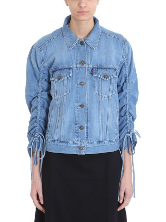 Kenzo Blue Denim Jacket