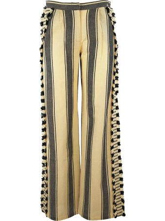 Dodo Bar Or Striped Trousers