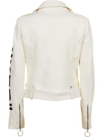 Off-white Classic Biker Jacket