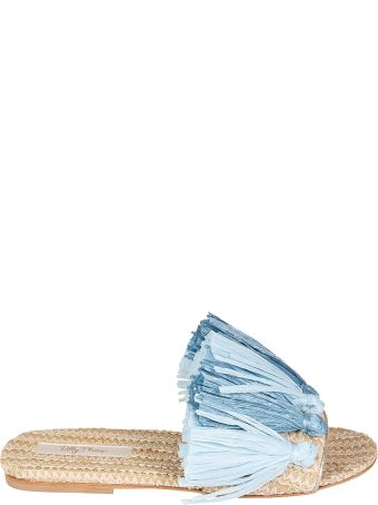 Polly Plume Lola Flat Sandals