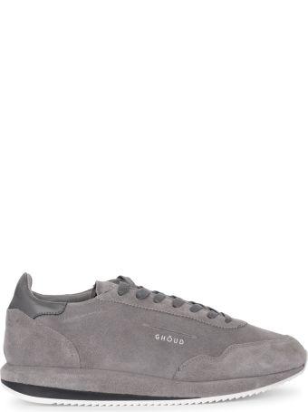 GHOUD Grey Suede Sneaker
