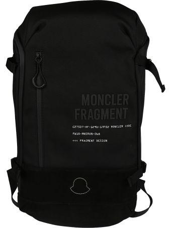 Moncler Genius Embossed Fragment Backpack