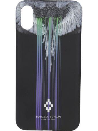Marcelo Burlon Striped Iphone Cover