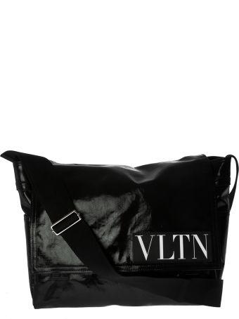 Valentino Logo Shoulder Bag