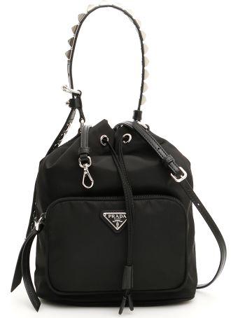 Prada Mini Bucket Bag