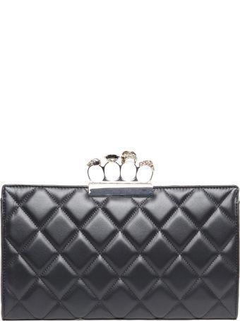 Alexander McQueen 'four Rings Fat Pouch' Bag